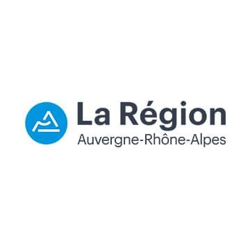 Logo de la Région Auvergne-Rhône-Alpes.